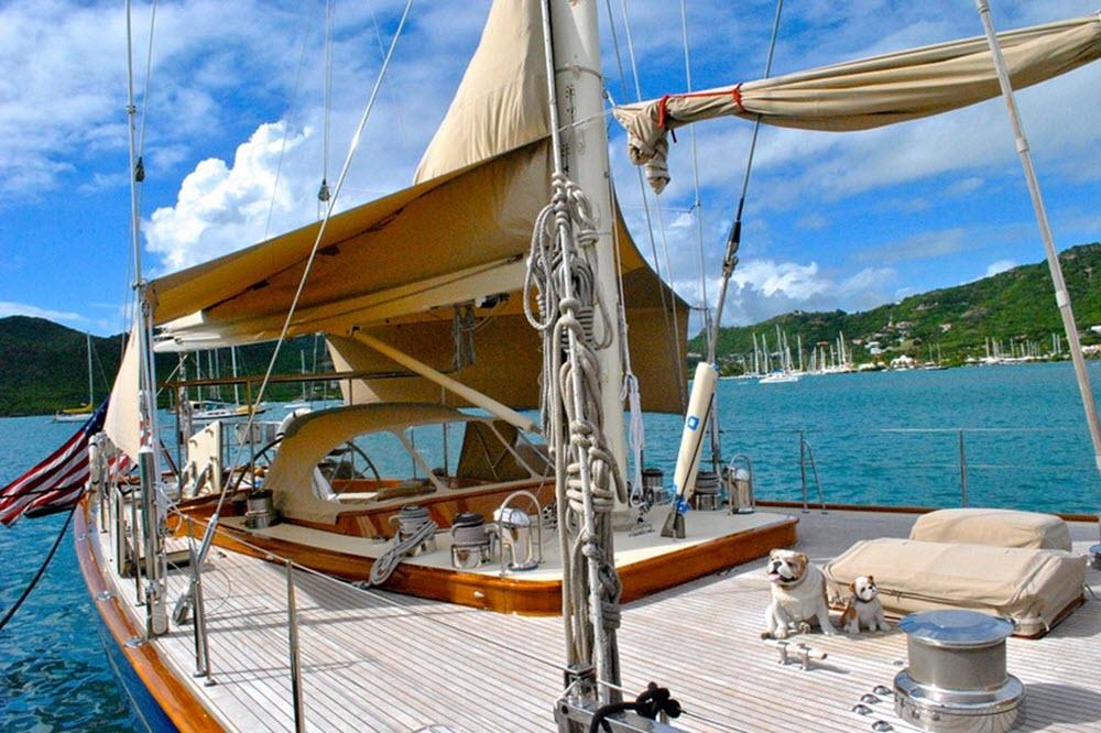 Antigua and Barbuda sailing