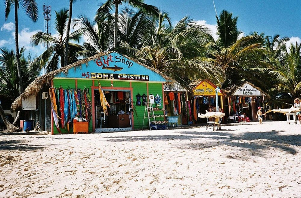 Dominican Republic gift shop