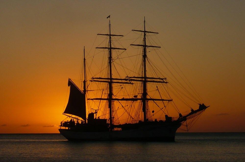 Martinique ship