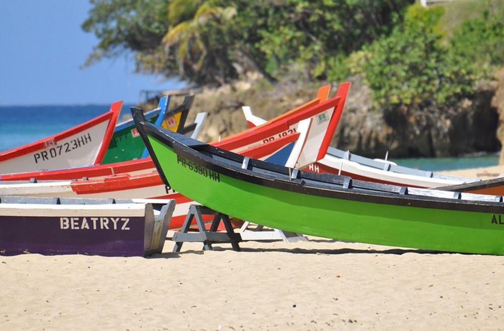 Puerto Rico boats